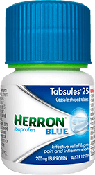 Herron Blue Bottle 25 Pack