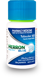 Herron® Blue Bottle 60 Pack