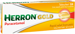 Herron® Gold Blister 20 Pack